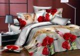 美しい漫画の綿の寝具セット