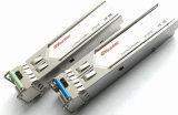 1.25g Bidi 20km 1310nm Tx/1550nm Rx einzelnes Lautsprecherempfänger-Baugruppen-Cisco Comaptible Faser-Verdrahtungshandbuch-SFP optisches Soem