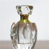 Bouteille de pétrole en cristal de parfum du jet K9