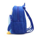 La mejor calidad embroma el bolso de la felpa de la escuela de la manera del morral