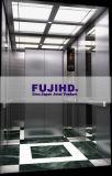 Elevatore dell'elevatore del passeggero dell'acciaio inossidabile della linea sottile di FUJI
