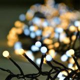Kracher-Weihnachtszeichenkette-Licht des 8 Modus-Speicher-LED