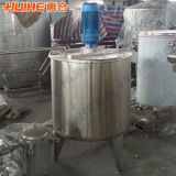 Tanque de mistura do aço inoxidável com agitador