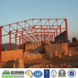 Gruppo di lavoro professionale della struttura d'acciaio di basso costo di disegno
