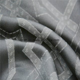 100% à prova de tecidos de poliéster cortinas grossista para o quarto