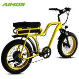 Siège de PU à bon marché de matières grasses des pneus de vélo électrique