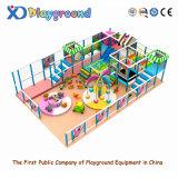 Structure d'intérieur de jeu de matériel d'intérieur de cour de jeu de divertissement