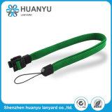 Дешевые полиэстер шеи из круглых шнур шнурок для электронных изделий