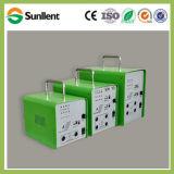Sistema eléctrico solar portable de la C.C. 20W del uso casero mini
