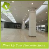 600*600mm de Tegel van het Plafond van het Aluminium PVDF voor BinnenGebruik