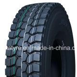 todo o caminhão radial de aço de 11.00r20 12.00r20 monta pneus pneumáticos da carga pesada TBR
