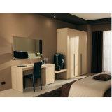 Chambre à coucher Mobilier de mélamine Vacances Hôtel lit en bois de chêne
