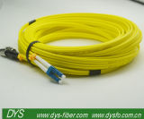 LC/PC-FC/PC Koord van het Flard van de vezel het Optische