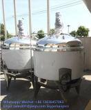 Roomijs die Mengt het Verwarmen van de Stoom van de Tank het Koelen de Prijs van de Tank koelen
