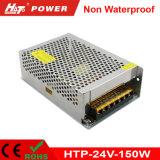 150W alimentazione elettrica costante di commutazione del driver 24V di tensione 24V LED