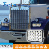 Rectángulo IP67 de alta la luz de cruce faros Jeep LED 45W