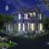옥외 크리스마스 레이저 광, 댄스 플로워 레이저 광, 풀그릴 레이저 광