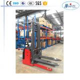 1500kg palette hydraulique de levage de fourche de levage d'inclinaison du réceptacle