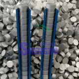 최신 판매 알루미늄은 큰 산출을%s 가진 단광법 압박을 잘게 썬다