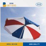 2.2mの屋外の二重日よけ浜釣傘