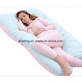 Cuscino di gravidanza di figura del cuscino U di gravidanza del cuscino del corpo di professione d'infermiera