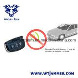 Портативный Jammer дистанционного управления автомобиля наивысшей мощности (315/433MHz, 50 метров)