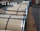 201 304 2b de la bobine de bande de précision en acier inoxydable/bandes