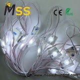 Módulo LED pantallas al aire libre para la iluminación de firmar y caja de luz