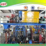 Strangpresßling-Schlag-formenmaschine/automatische Plastikladeplatte, die Maschinerie herstellend durchbrennt