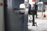 máquina de dobra automática do metal de folha de 63t2500mm com Da52s