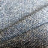 La tela mezclada de las lanas del poliester de las lanas, colorea la tela mezclada