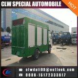 4*2 하수 처리 차량, 판매를 위한 하수 오물 흡입 트럭