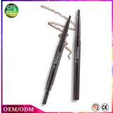 Conseguir a regalo el lápiz de ceja permanente impermeable multicolor de los cosméticos con el cepillo