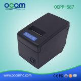 Ocpp-587-R de 58mm Proyecto de Ley de la Impresora Térmica de recepción POS Puerto COM de la máquina de impresión