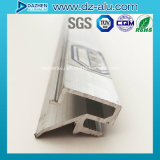 6063 Fabrik-Großverkauf-Aluminiumaluminiumprofil für System-Haustür