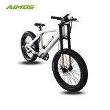48V 750W neumático Fat bicicleta eléctrica con un cómodo asiento