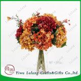 Multi colores artificiales decorativas de Navidad Navidad Berry Picks sucursal flor