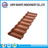Umweltfreundlicher Baumaterial-Stein-überzogene Metallholz-Dach-Fliese