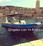 Liya 7.5m chinesische Boots-Rippen-Passagier-Fähren für Verkauf