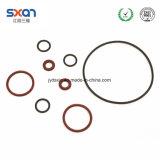 Silikon-O-Ringe des FDA ausgezeichnete Qualitätshohe Riss-Widerstand-Schwarz-HNBR