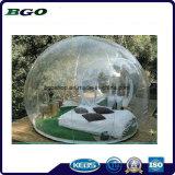 Tenda gonfiabile della bolla, tenda di campeggio esterna della bolla