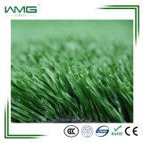 Hierba artificial del césped del fútbol de la alta calidad