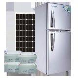 Солнечная холодильник RC-Bcd168 компрессор, Acdc постоянного тока на базе