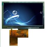 4.3 ``TFT LCD Diplay hohe Helligkeit 200mcd der Panel-Auflösung-480X272 mit Touch Screen