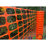 Alerta Naranja de plástico valla valla de malla de seguridad