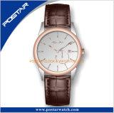 Miyota Movt Automática Novidade Vintage relógio de pulso unissexo simples