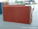 Kupfernes Gefäß HVAC-Hochdruckverdampfer