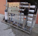 2000lph het zoute Systeem van de Reiniging van het Water van de Omgekeerde Osmose van de Installatie van de Reiniging van het Drinkwater van de Verwijdering