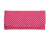 cheveu synthétique professionnel de brosse de lecture du balai 10PCS cosmétique dans la poche de rouge de diamant