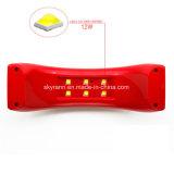 Режим Quick-Dry 12 Вт Светодиодные лампы УФ ногтей портативный мини USB СВЕТОДИОДНЫЙ ИНДИКАТОР УФ лампа застывания